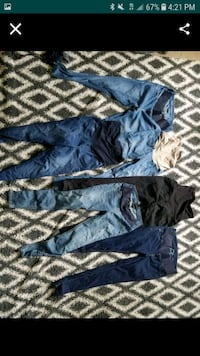 Maternity Jeans for a size 5-7 San Jose, 95127
