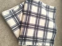 Two throw blankets Both for $30 Woodbridge, 22191
