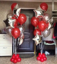 Balloon bouquets  Mississauga, L4W