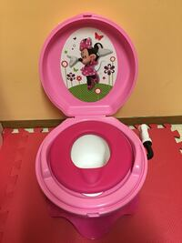 Disney mickey mouse 3 in 1 potty system