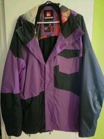 Mens quicksilver snowboard jacket