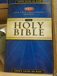 Nkjv new king james version 35 in box