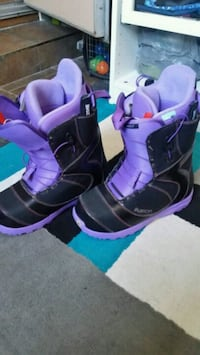 Snowboarding boots Calgary, T2A