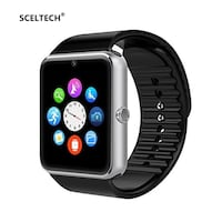 SCELTECH Bluetooth Smart Watch - iOS & Android Surrey, V3T