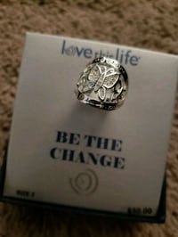 Sterling Silver Primrose Butterfly Ring - Size 7 Albuquerque, 87114