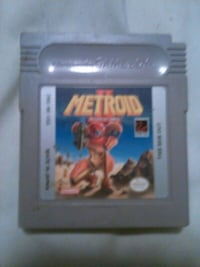 Metroid 2 Game Boy game Glen Burnie, 21060