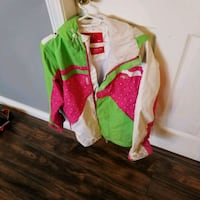 women's green and pink dress Prince George, V2L 5A7
