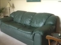 Green Couch (Leather) Tukwila