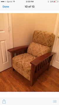 Recliner Chair/Brand new condition! Charlotte, 28210