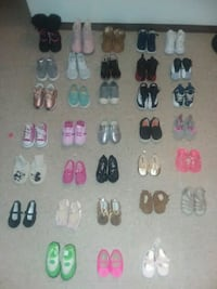 34 pairs more then good condition size 12/18m-6 New York
