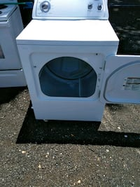 white front-load clothes washer Silver Spring, 20906