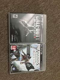 Two  ps3 game  Windsor, N8X 5A3