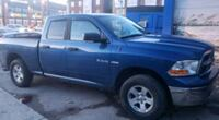 2010 Dodge Ram 1500 Pickup SLT 4x4 Quad Cab