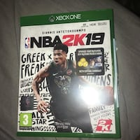 NBA 2K19 for Xbox One Brampton