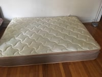 Queen Mattress with Box Spring Chicago, 60657