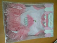 Baby Aspen, Baby Cakes 2-Piece Cupcake Outfit, 0-6 San Diego, 92128