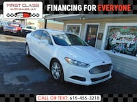 Ford Fusion 2015 Goodlettsville
