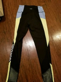 black and white Adidas track pants Woodstock