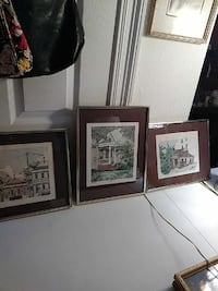 3 New Orleans French Quarter Set by Lee Kenner, 70062