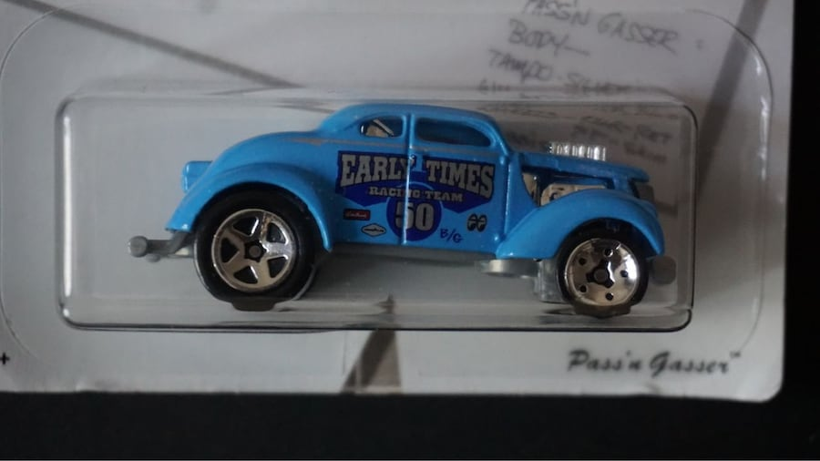 Hot Wheels Pass'n Gasser Larry Wood Series bb2dfa63-c1ab-4517-a713-99534ef9abc7