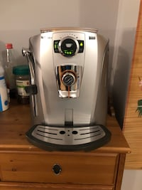 Saeco Talea Giro Plus fully automatic espresso machine coffee maker