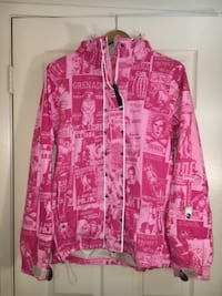 GRENADE women's snowboard jacket  Citrus Heights