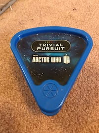 Doctor Who Trivia pursuit- never used Alexandria, 22306