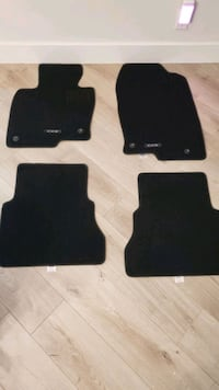 Mazda cloth floor covers  Surrey