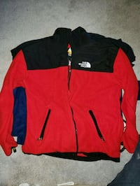 red and black zip-up jacket Pickering, L1X 2T9