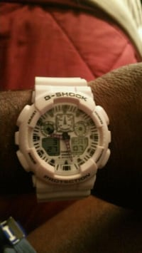 round white Casio G-Shock digital watch Woodbridge, 22191