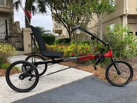 Sun Bicycle Recumbent Trike