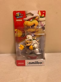Nintendo Amiibo Bowser Wedding Outfit , Super Mario Odyssey  New York, 10036