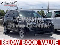 2017 Ford Explorer Limited Provo