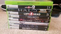 Xbox 360 games $10 for all Woodbridge, 22191