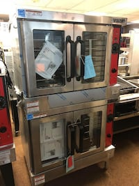 Vulcan Double Deck Convection Oven  205 mi