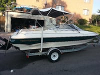 1996 Monterey Limited Bow rider Runabout Toronto