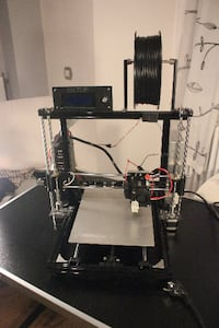 HICTOP 3D-Printer (3DP-17) Milan