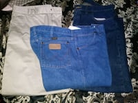 Mens pants size 38×30 all for, 10 San Antonio, 78204