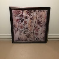 brown and black floral painting Boynton Beach, 33473