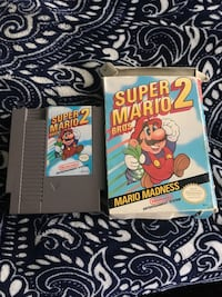 two Nintendo DS game cartridges Los Angeles, 90004