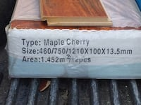 LAMINATE FLOOR MAPLE CHERRY Brampton, L6Y 4J2