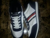 White and blue Tommy Hilfiger men size 13 Catonsville, 21228