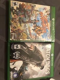 Watch Dogs and Sunset Overdrive for Xbox One Las Vegas, 89113