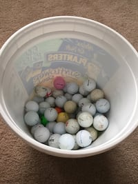 60 Used Golf Balls Troy, 12180