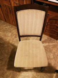 Set of 4 dinning/kitchen  chairs.