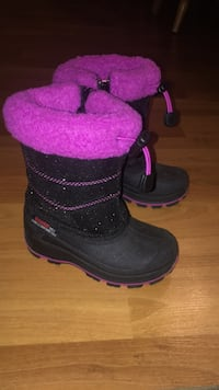 Toddler winter boots size 8 Toronto