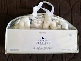 Living Textiles Musical Mobile (New, unopened)
