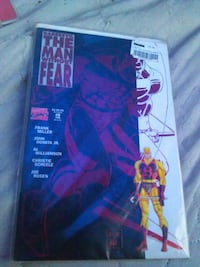 """Daredevil """"Man Without Fear"""" Comic Martinsburg, 25401"""