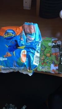 Swimming diapers and boy shorts Edmonton, T5W 1K1