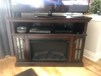 Fireplace tv stand Toronto, M1L 4L7